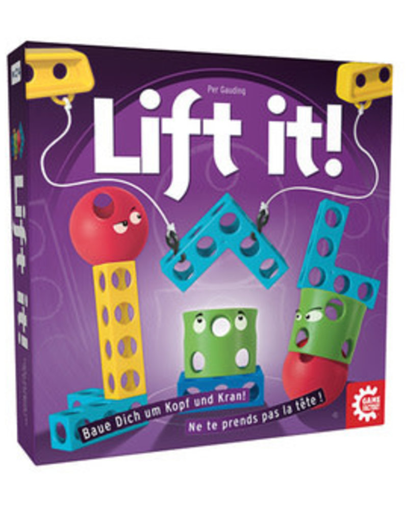 USAopoly Lift it ! (ML)