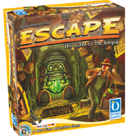 Queen Games Escape: The Curse Of The Temple (ML)