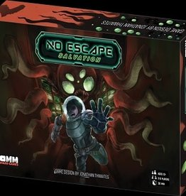 Oomm Précommande: No Escape: Ext. Salvation (EN)