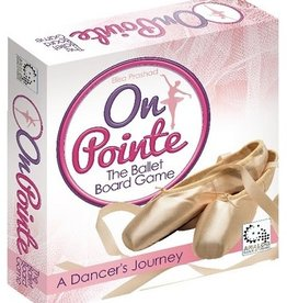 Analog Game Studio Précommande: On Pointe: The Ballet Board Game (EN)