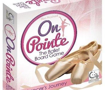 Précommande: On Pointe: The Ballet Board Game (EN)