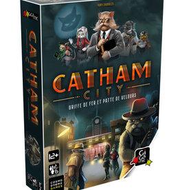 Gigamic Précommande: Catham City (FR)
