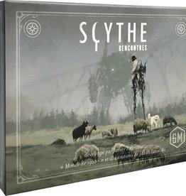 Matagot Précommande: Scythe: Ext. Nouvelles Rencontres (FR)