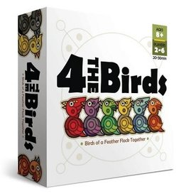 Breaking Games Précommande: 4 The Birds (EN) Février2021