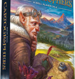 Thunderworks Games Précommande: Cartographers: A Roll Player Tale