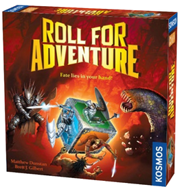 Thames & Kosmos Précommande: Roll for Adventure (EN)