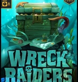 Kids Table BG Précommande: Wreck Raiders (EN)