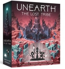 Brotherwise Précommande: Unearth: Ext. The Lost Tribe (EN)