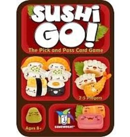 Gamewright Sushi Go: Tin (EN)