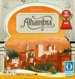 Queen Games Alhambra (EN)