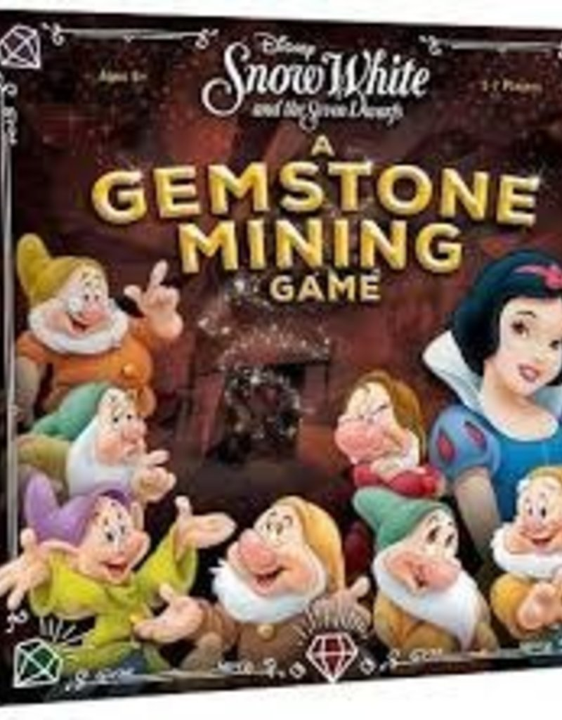 Passport Games Snow White and the Seven Dwarfs: A Gemstone Mining Game (EN)
