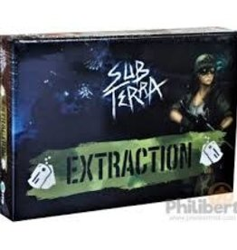 Inside the Box Board Games Sub Terra: Ext. Extraction (EN)