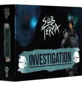 Inside the Box Board Games Sub Terra: Ext. Investigation (EN)