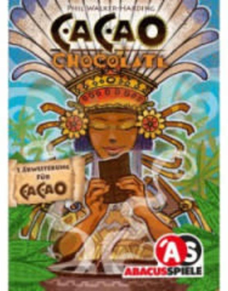 Z-Man Games Solde: Cacao: Ext. Chocolatl (ML)