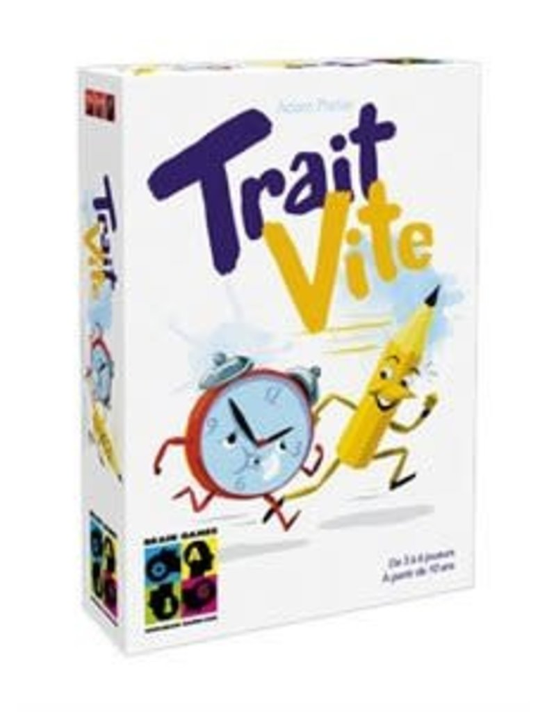 Brain Games Trait Vite (FR)