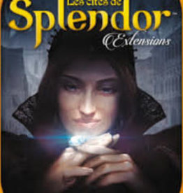 Space Cowboys Splendor: Ext. Les Cités de Splendor (ML)