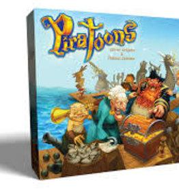 Black Rock Editions Liquidation : Piratoons (ml)