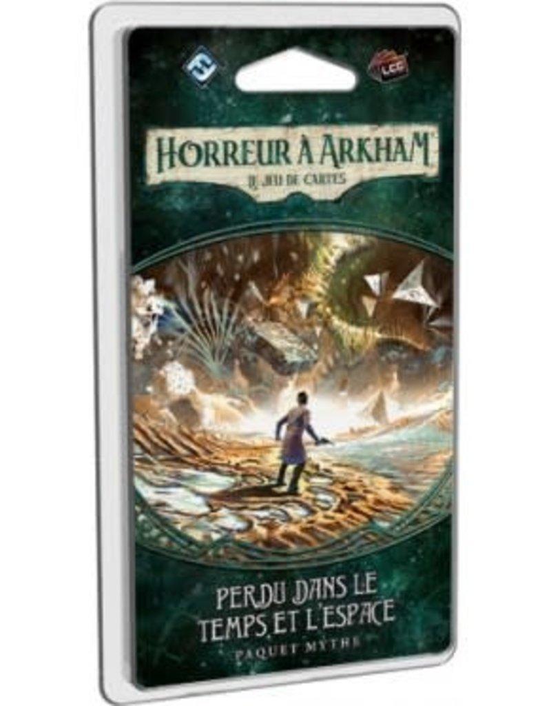Fantasy Flight Horreur A Arkham JCE: Ext. Perdu Dans Le Temps Et L'Espace (FR) (commande Spéciale)