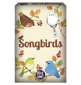 PixieGames Songbirds (FR)