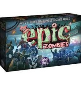 Pixie Games Tiny Epic: Zombies (FR)