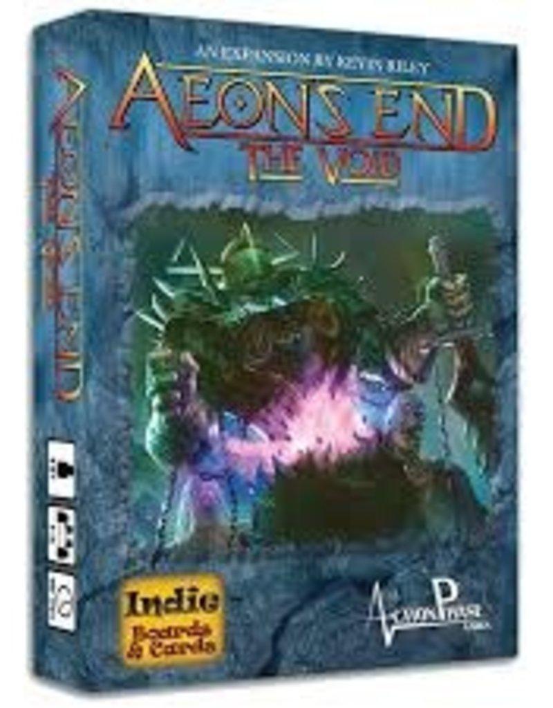 Indie Boards & Cards Aeon's End: Exp. The Void (EN) (comande spéciale)