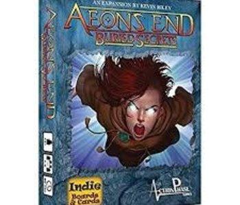 Aeon's End: Ext. Buried Secrets (EN) (commande spéciale)