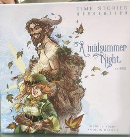 Space Cowboy Précommande: T.I.M.E Stories Revolution: A Midsummer Night (FR)