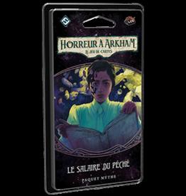 Fantasy Flight Horreur A Arkham JCE: Ext. Le Salaire Du Péché (FR)