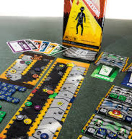Atlas Games Précommande: Processing: A Game of Serving Humanity (EN)
