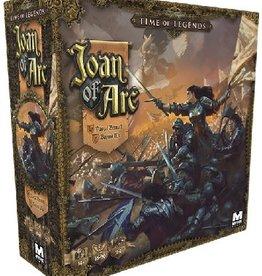 Mythic Games Précommande: Time of Legends: Joan of Arc (EN)