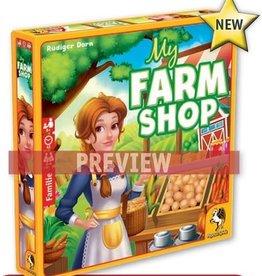 Pegasus Spiele Précommande: My Farm Shop (EN) Date inconnu