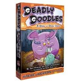 Steve Jackson Games Précommande: Deadly Doodles (EN)