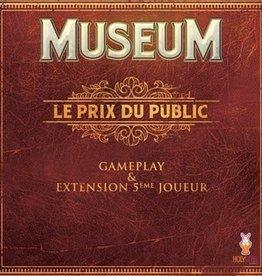 Holy Grail Games Museum: Ext. Le Prix Du Public (FR)
