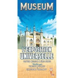 Holy Grail Games Museum: Ext. L'Exposition Universelle (FR)