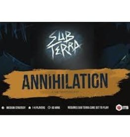 Inside the Box Board Games Sub Terra: Ext. Annihilation (EN)