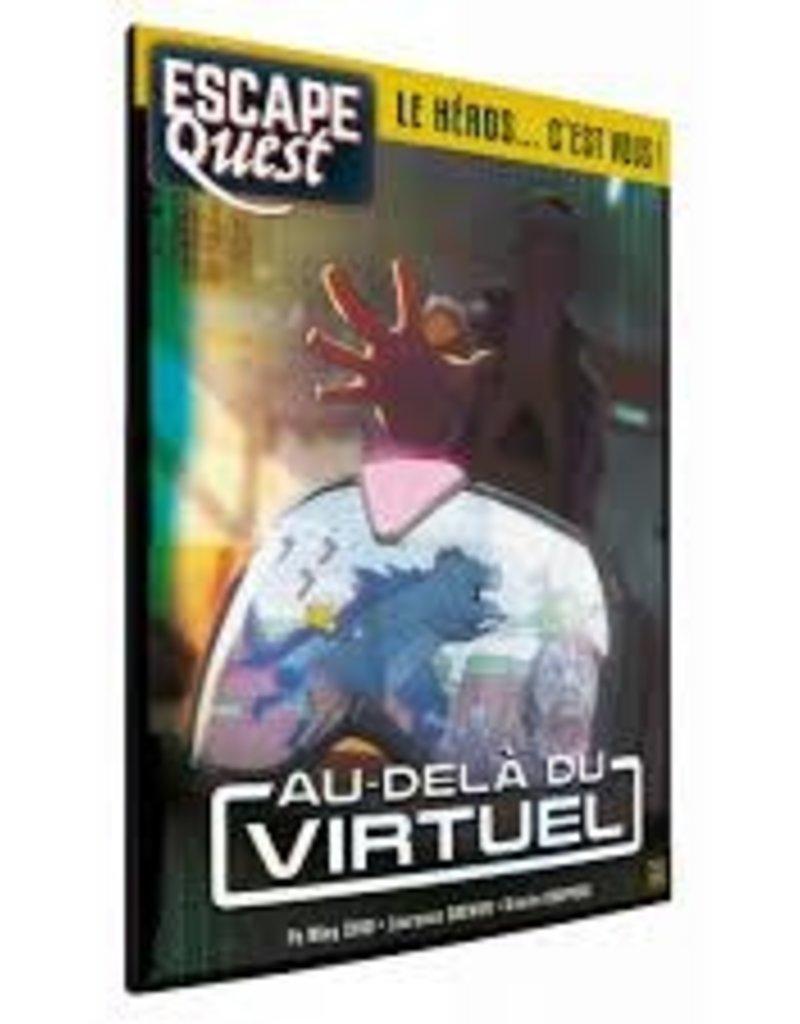 Ynnis Édition Escape Quest 2: Au-delà du Virtuel (FR)