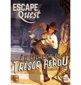 Ynnis Édition Escape Quest 1: À la Recherche du Trésor Perdu (FR)