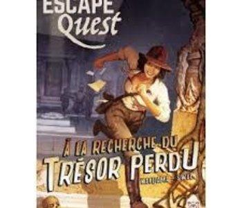 Escape Quest 1: À la Recherche du Trésor Perdu (FR)