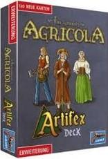 Funforge Agricola: Ext. Artifex Deck (FR)