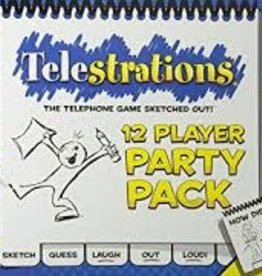 USAopoly Telestrations: 12 Player Party Pack (EN)
