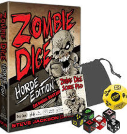 Steve Jackson Games Précommande: Zombie Dice: Horde Edition (EN)