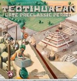 Board&Dice Précommande: Teotihuacan: Ext. Late Preclassic Period (EN)