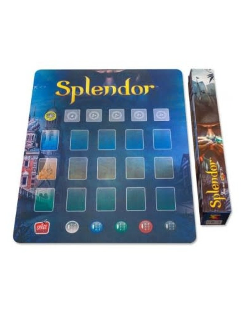 Space Cowboys Splendor: Tapis de jeu Playmat 2019 (ML)