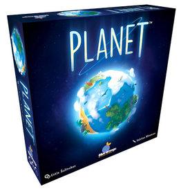 Blue Orange Planet (ML)