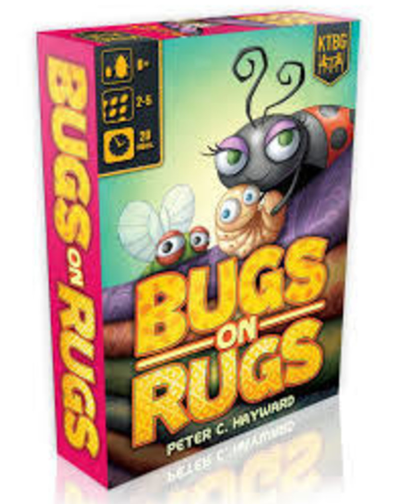 Kids Table BG Bugs On Rugs (EN)