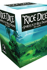APE Games Rice Dice: A Spirits Of The Rice Paddy: Dice Game (EN)