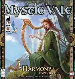 Alderac Entertainment Group Mystic Vale: Ext. Harmony (EN)