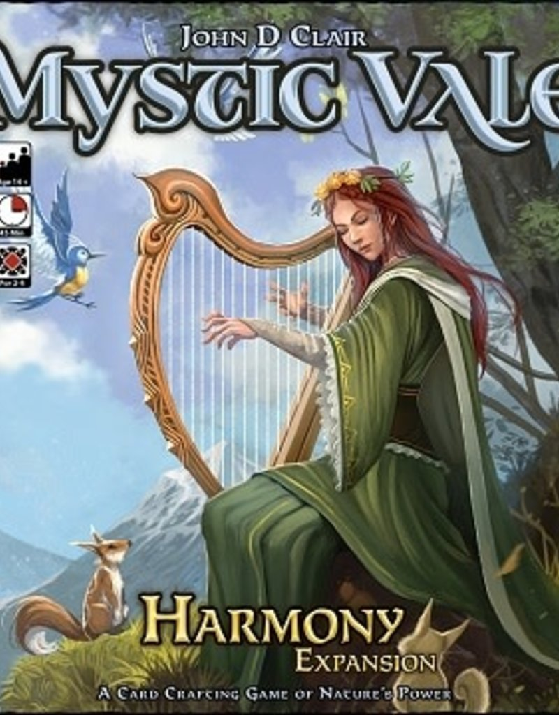Alderac Entertainment Group Mystic Vale: Ext. Harmony (EN)