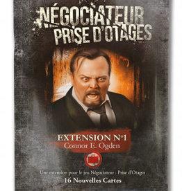 Don't Panic Games Négociateur: Prise D'Otages: Ext. 1 (FR)