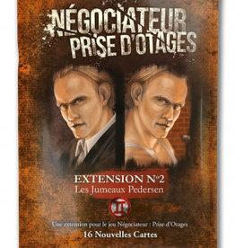 Don't Panic Games Négociateur: Prise D'Otages: Ext. 2 (FR)